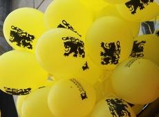 Vlaamse Feestdag Ballonnen