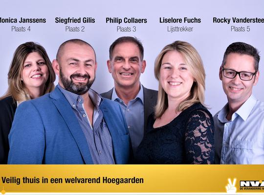 Top 5 N-VA Hoegaarden